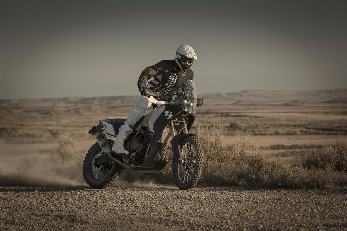The Yamaha T7 concept is built for serious off-road