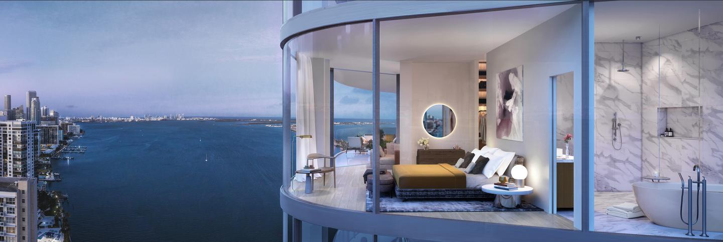 A home in Una Residences will cost between $1.9 and $7.4 million, with the penthouses fetching up to $21.6 million