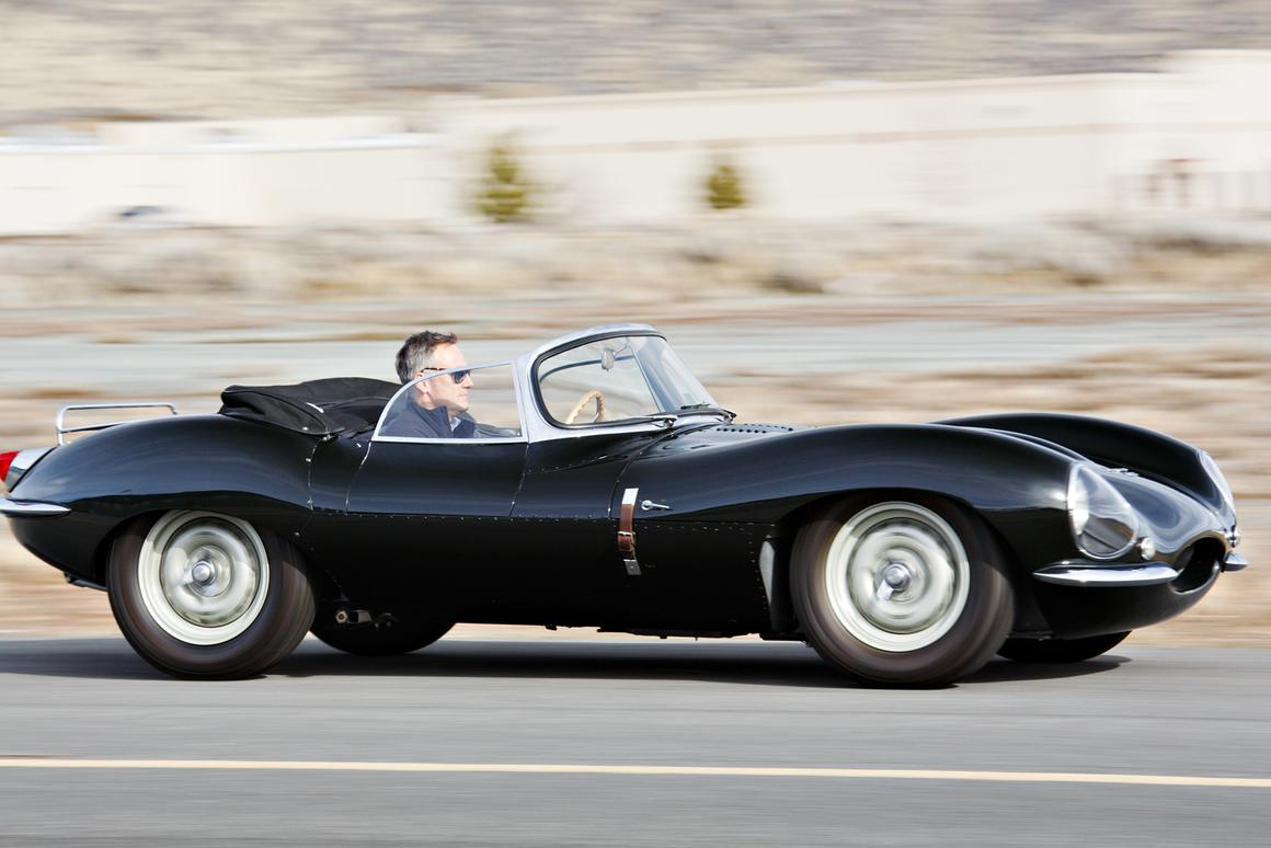 The 1957 Jaguar XKSS going to auction on March 10, 2017 | Estimate: $16,000,000 - $18,000,000 | Auction Link