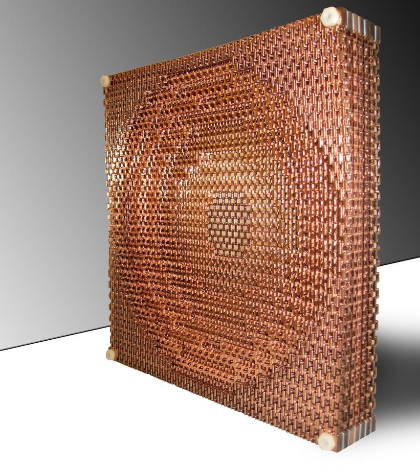 The MIT metamaterial lens