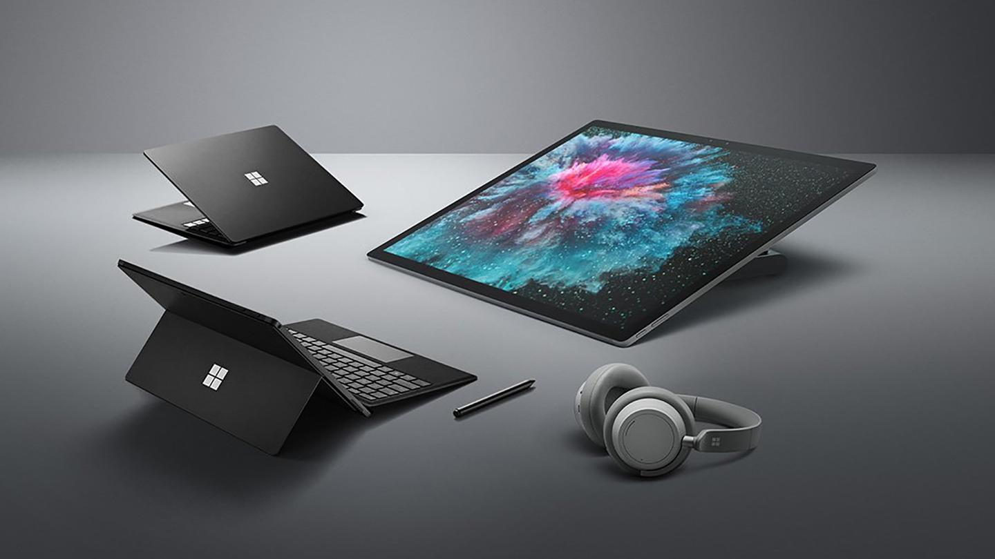 Microsoft has three Surface updates and some new Surface Headphones to show off