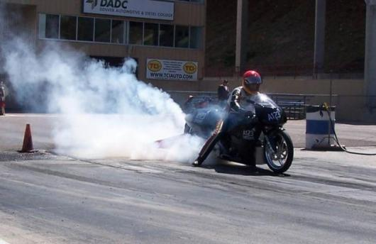 Bandimere Speedway, April 2006