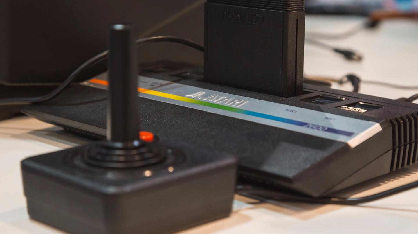 Atari has teased the Ataribox (not pictured), its first new hardware product in over 20 years