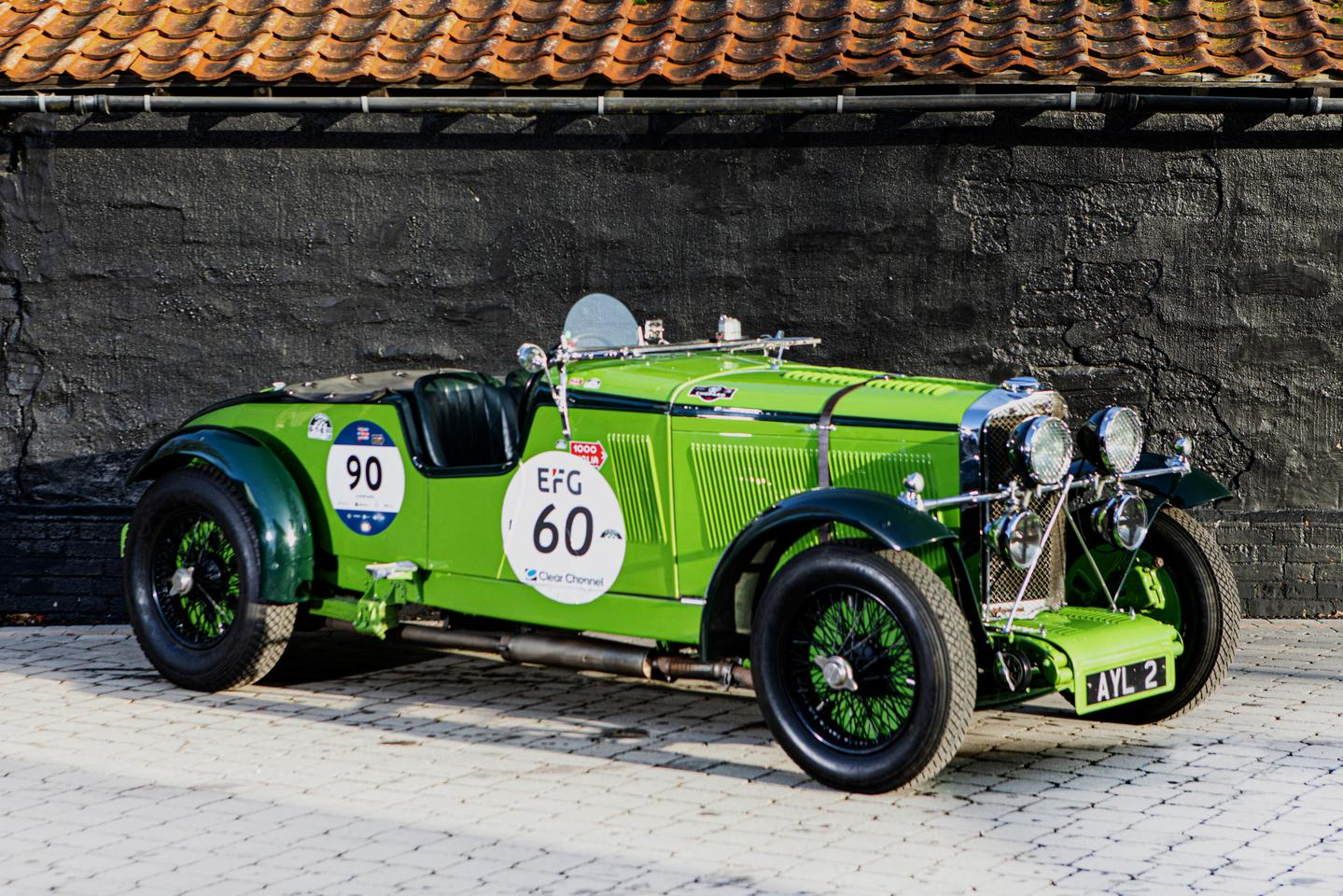 1934 Talbot AV105 Brooklands Sports Racer