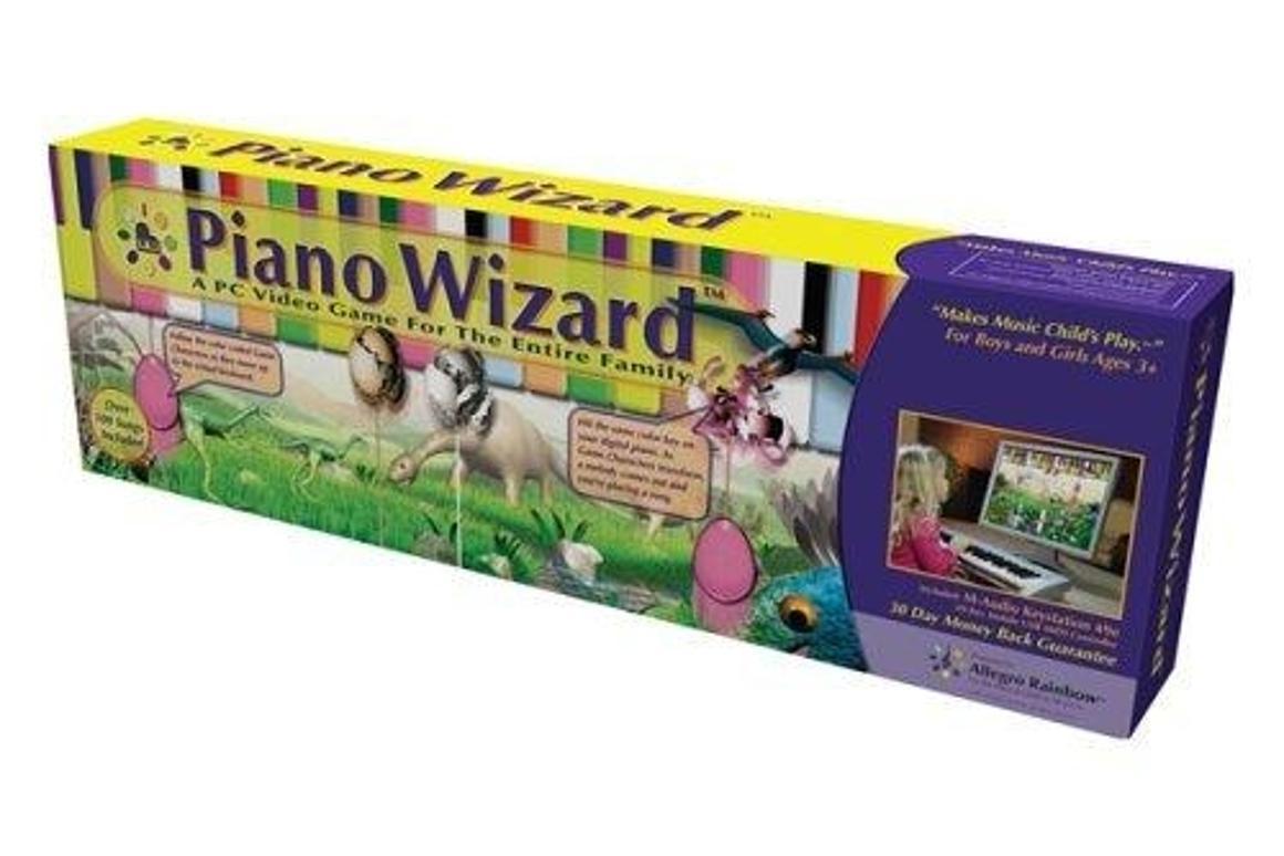 The Piano Wizard