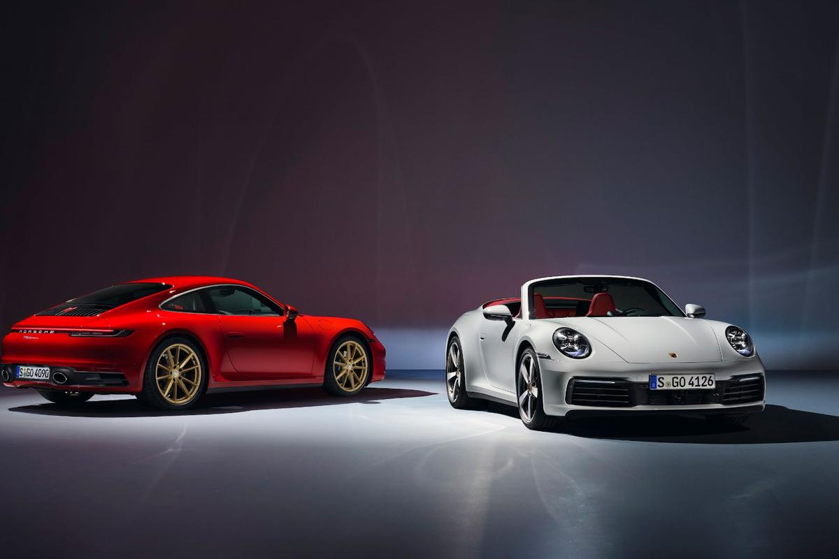 The new entry-level Porsche 911s are here – but they're not cheap
