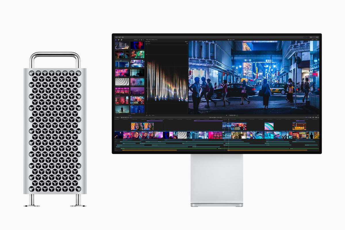 The Mac Pro and Pro Display XR will cost you $10,998 and up