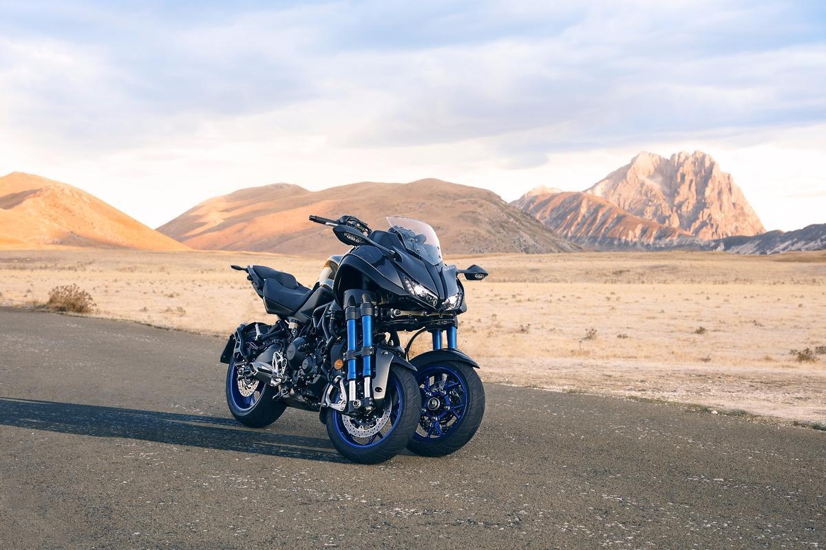 2018 Yamaha Niken:will it be too weird a machine for the average biker?