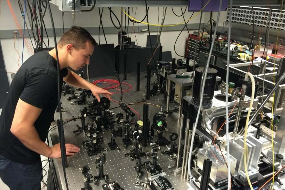The researchers believe that the advance could lead to entanglement-enhanced magnetic resonance imaging probes