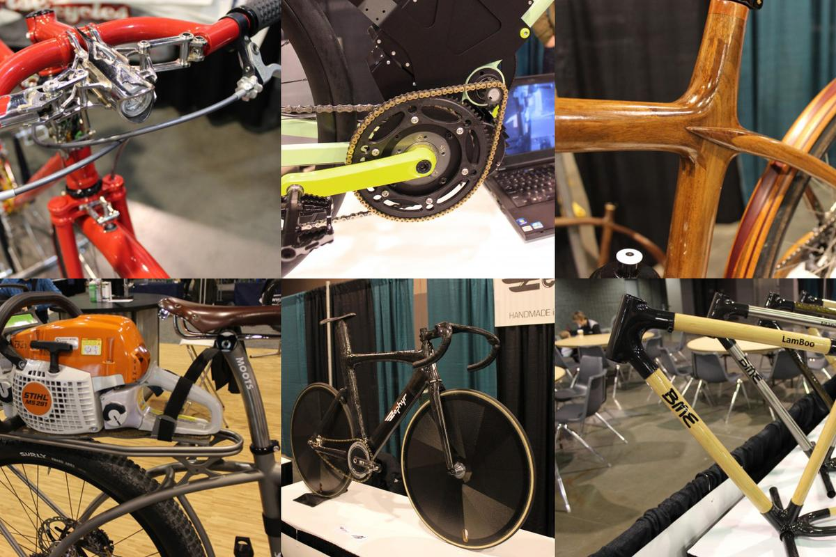 NAHBS 2014 featured over 150 exhibitors from around the world