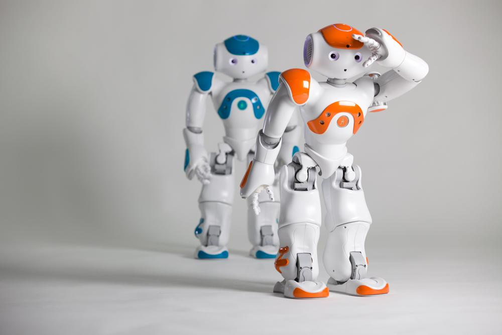 NAO Next Gen by Aldebaran Robotics