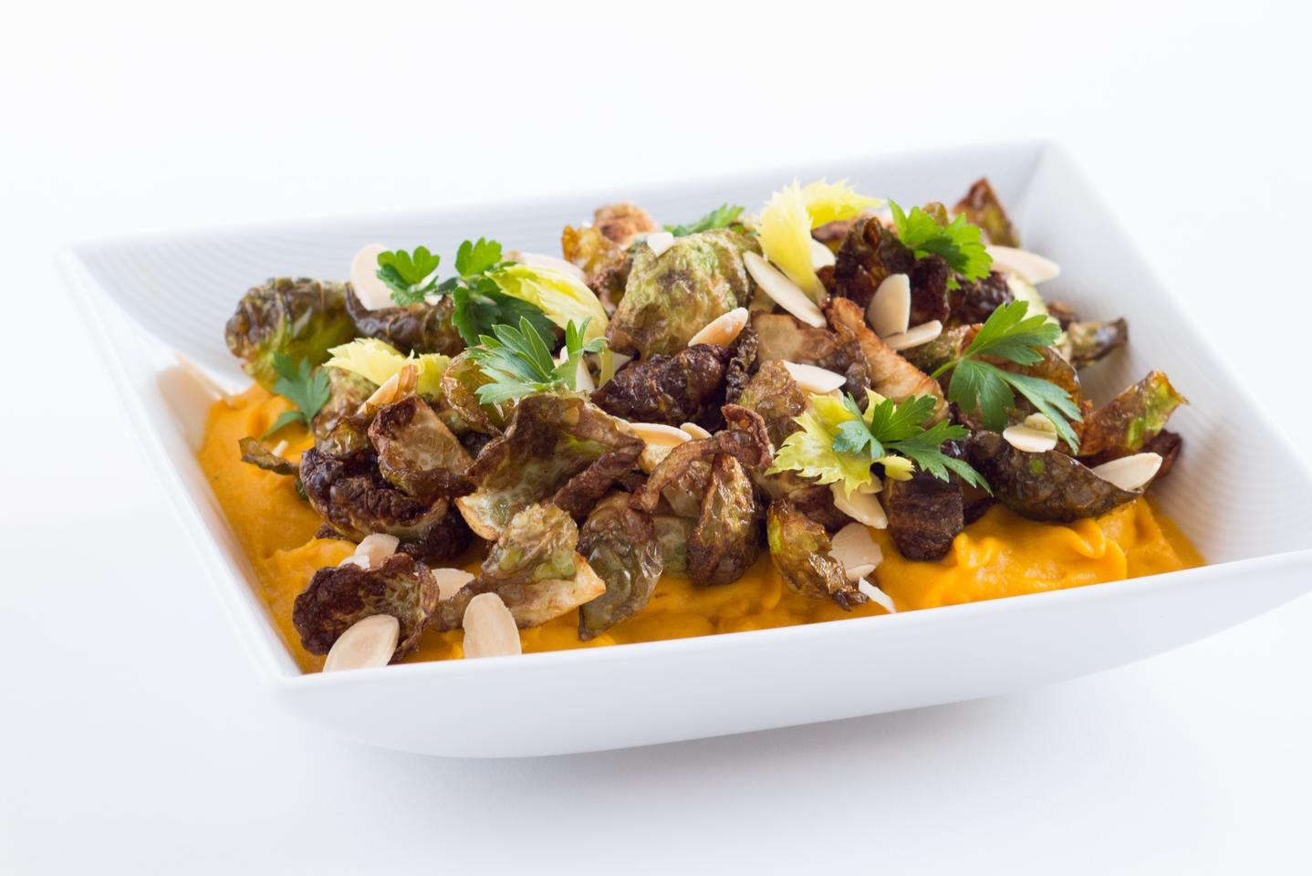 Kenyan Brussels sprouts (Photo: IBM & Institute of Culinary Education)