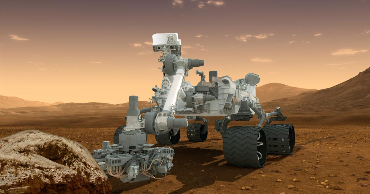 Perseverance Mars rover experiments get dry run on Earth