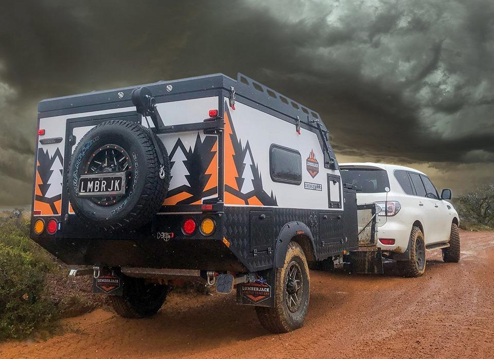 The Birdsville is built to take on rough roads and trails