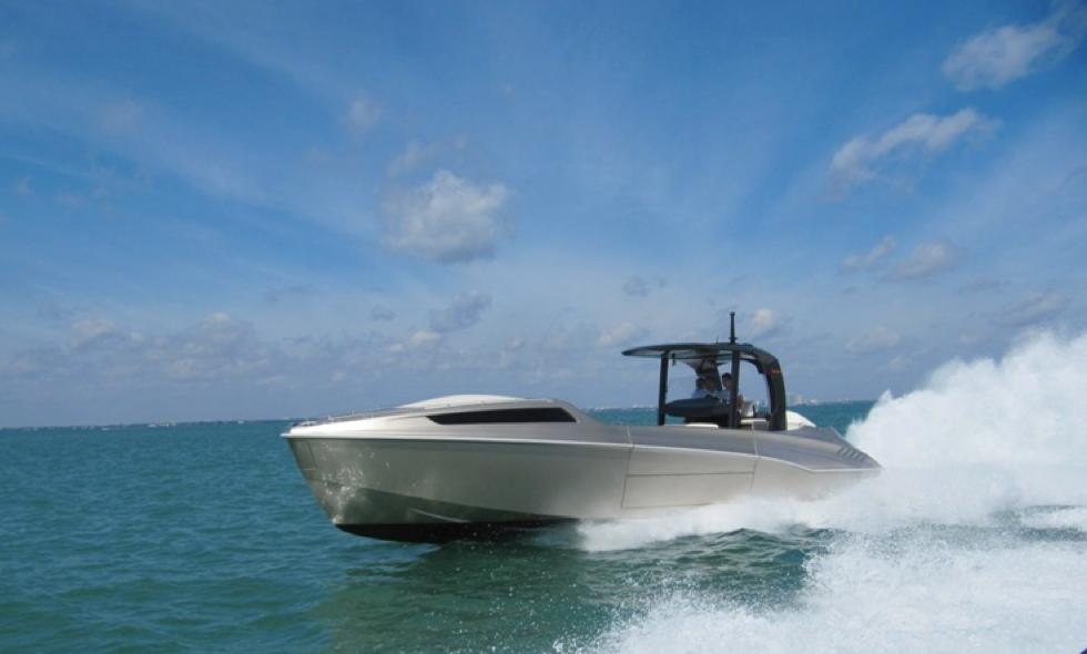 The Wider 42 Motor Yacht