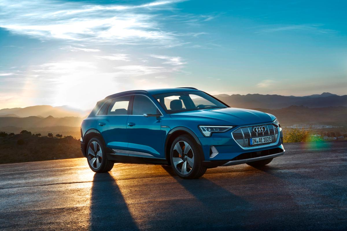 Audi wants to make electric the new ordinary with the 2019 e-tron quattro