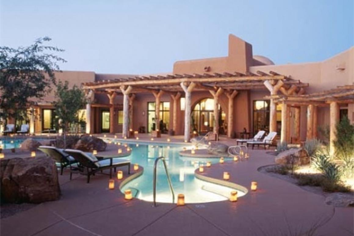 Sheraton's Wild Horse Pass Resort