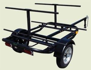 Dooit light weight sports trailer - base unit
