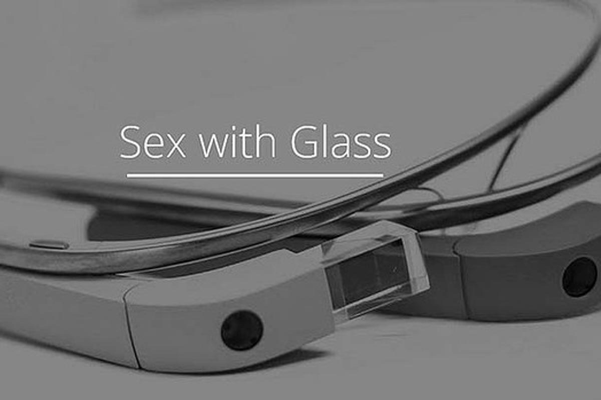 The Sex with Glass app is designed to record, stream and playback the act of making love