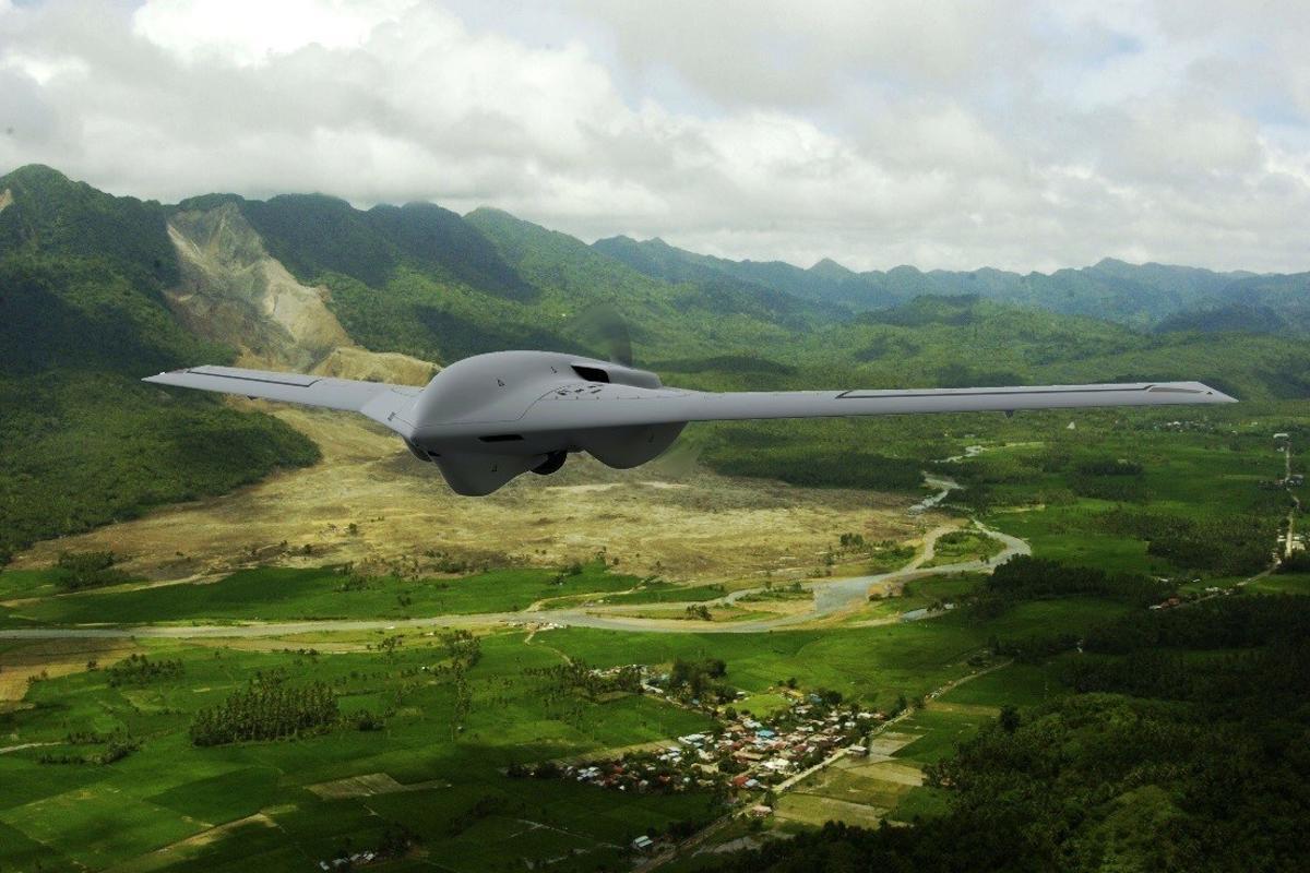 Lockheed Martin's Fury drone - a Group 3 military UAS
