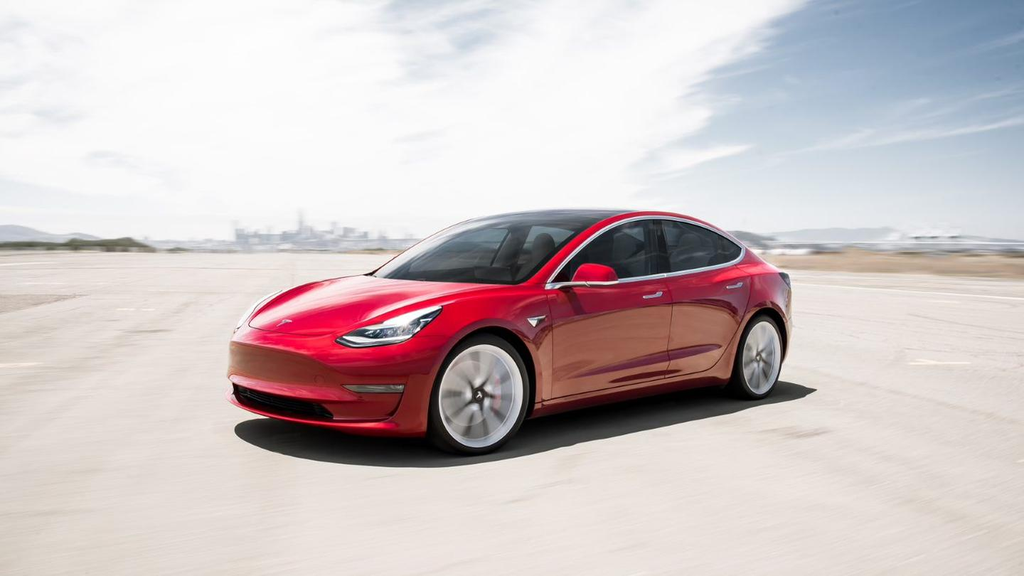 Tesla produced and delivered a record number of Model 3s in the second quarter of 2019