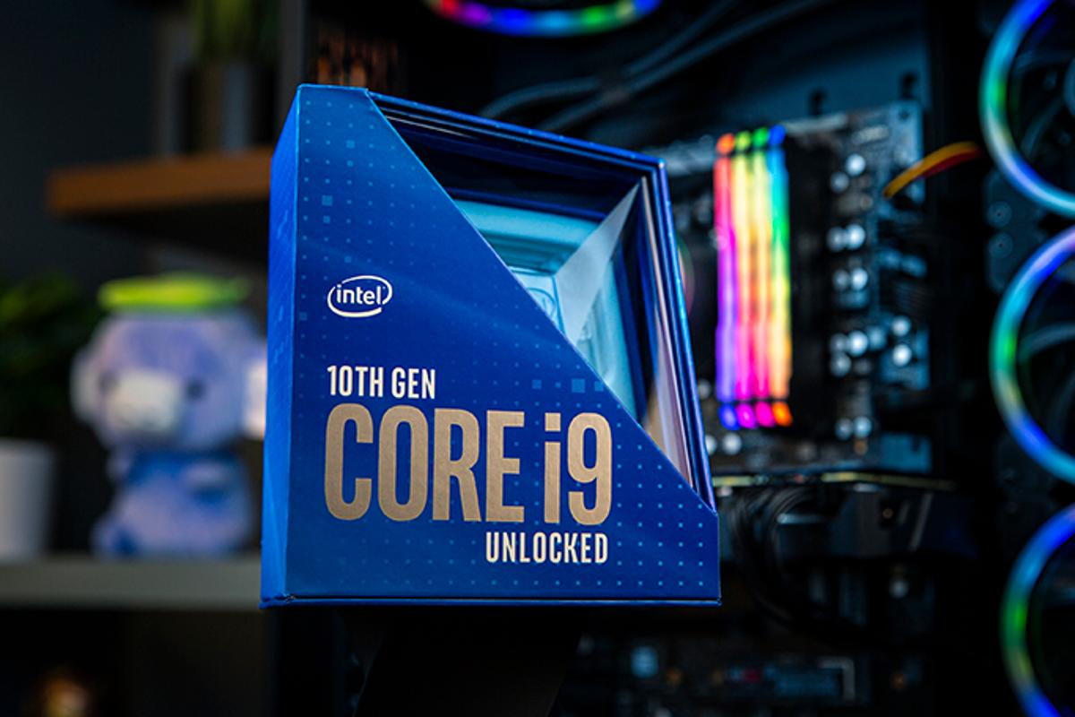 Intel has unveiled its 10th Gen Intel Core desktop processors