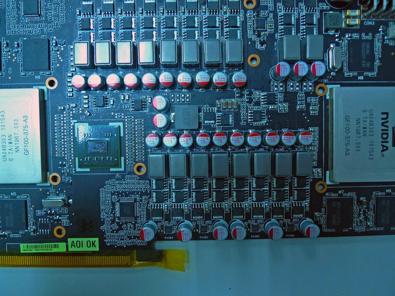 """ASUS claims that its new monster, which will have over 3GB of memory on a single circuit board, is """"destined to be the fastest graphics card on the planet"""""""