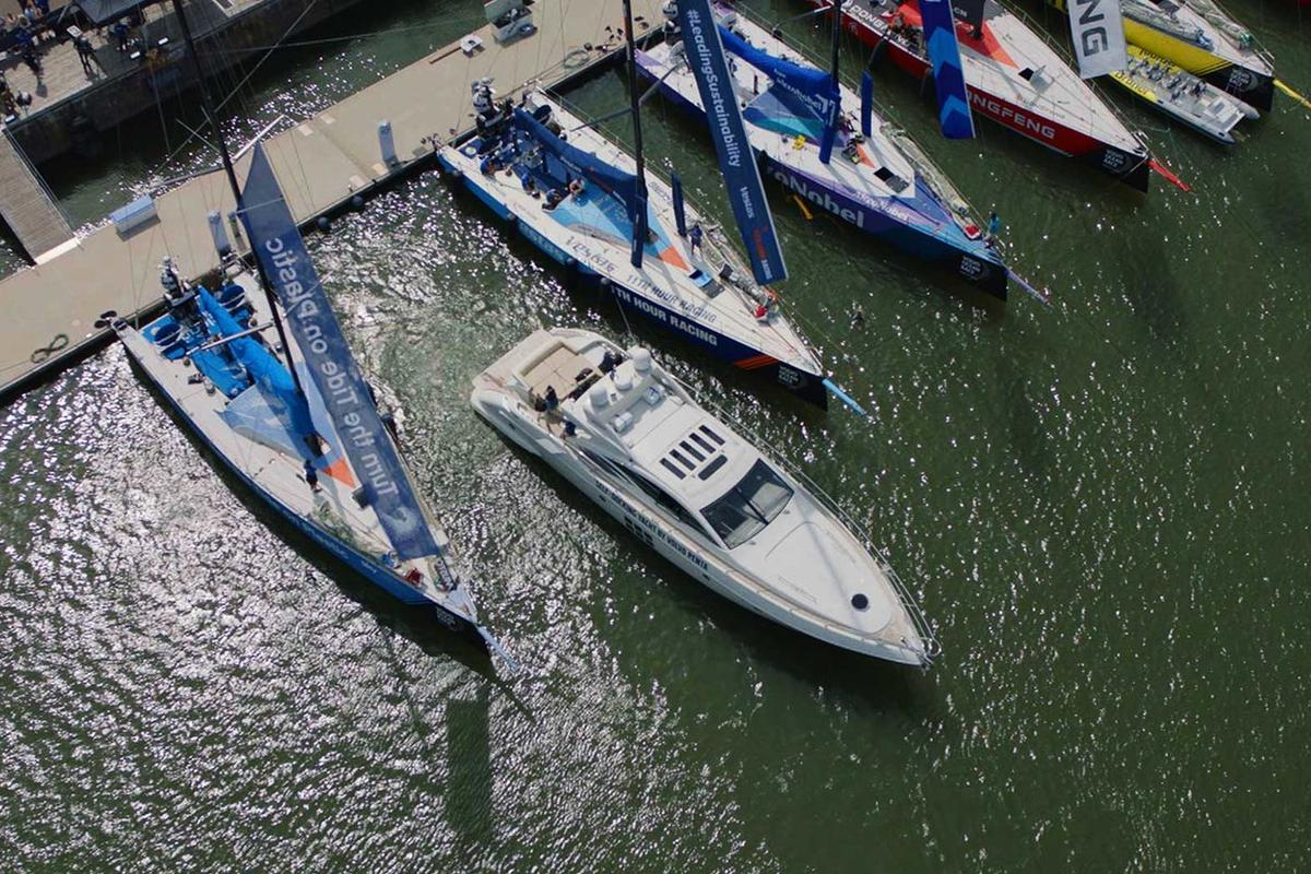 Volvo Penta's self-docking technology is expected to launch in 2020