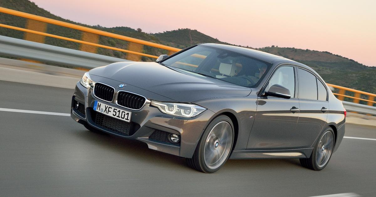 BMW 3 Series gets refreshed with hybrid power
