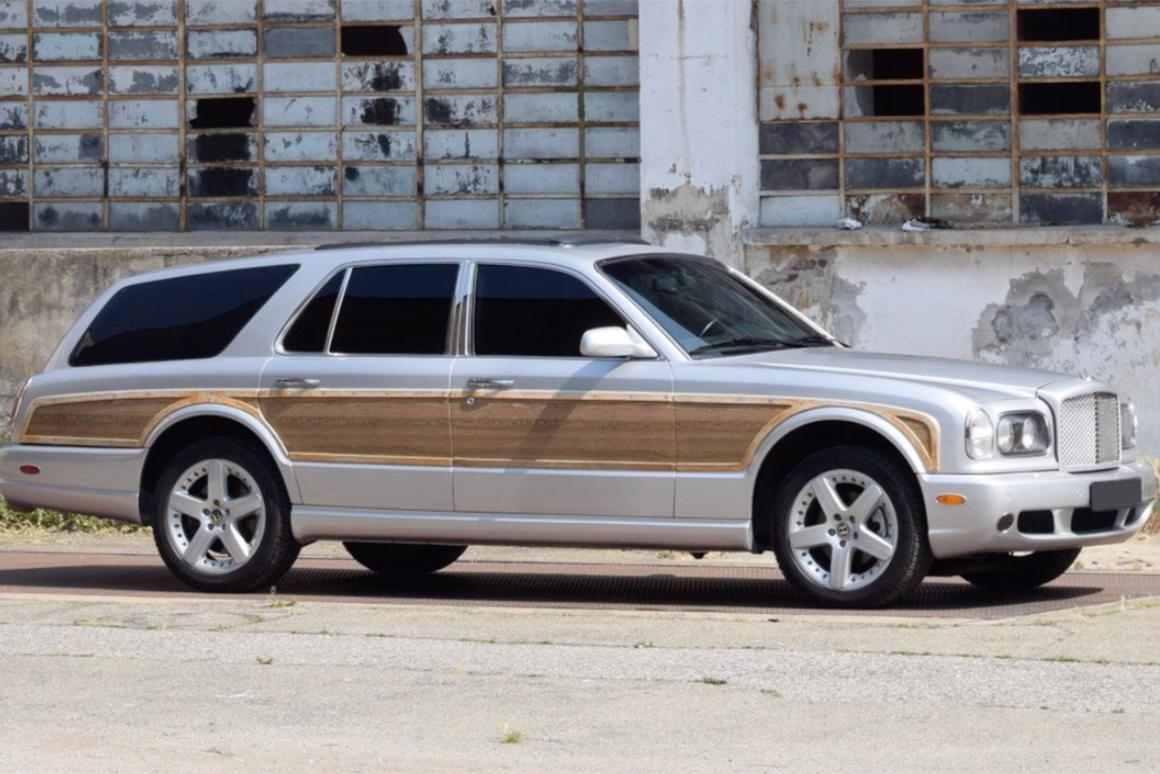 Most Expensive Bentley >> The World S Most Expensive Station Wagon Going Cheap