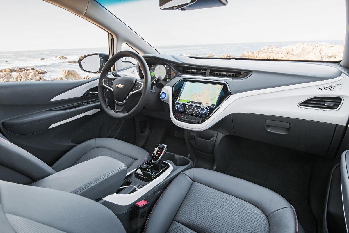 EV face-off: Tesla Model 3 vs. Chevrolet Bolt