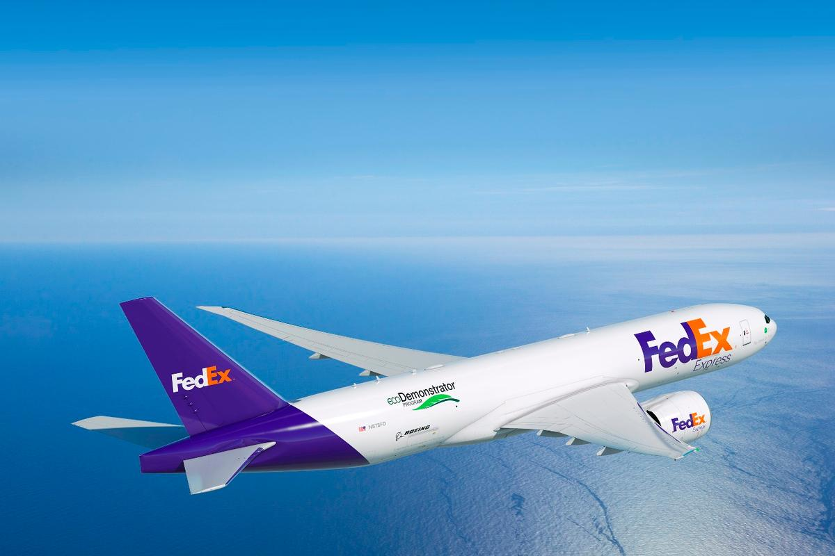 The 2018 ecoDemonstrator will be a collaboration between Boeing and FedEx