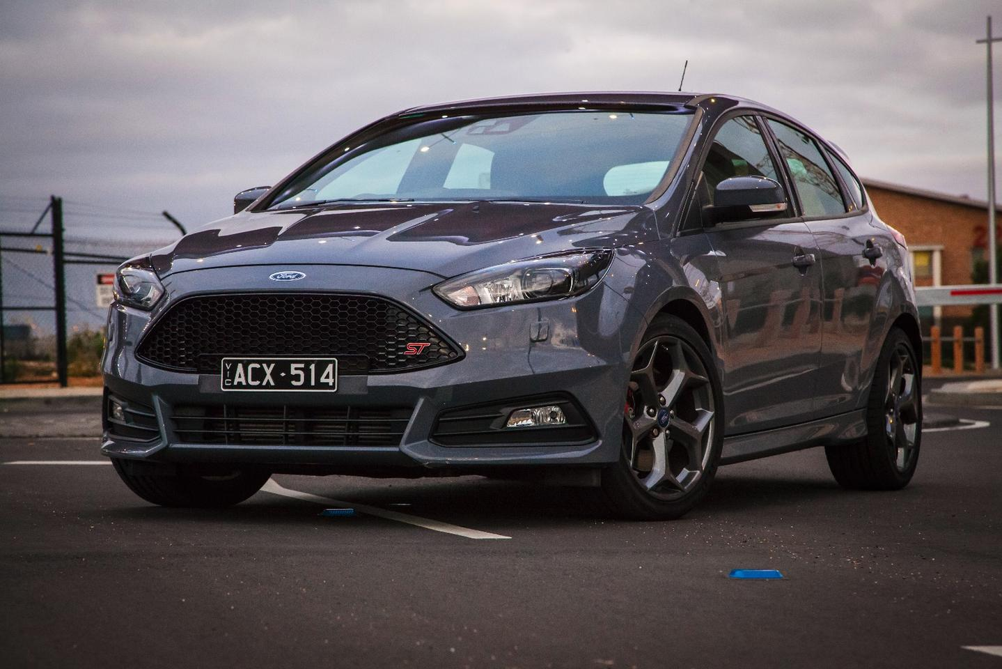 The Ford Focus ST strikes a fine balance between stiffness and everyday comfort