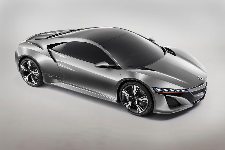 Honda's new NSX