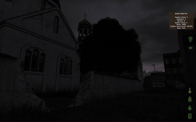 Days are scary, but nights are scarier in DayZ