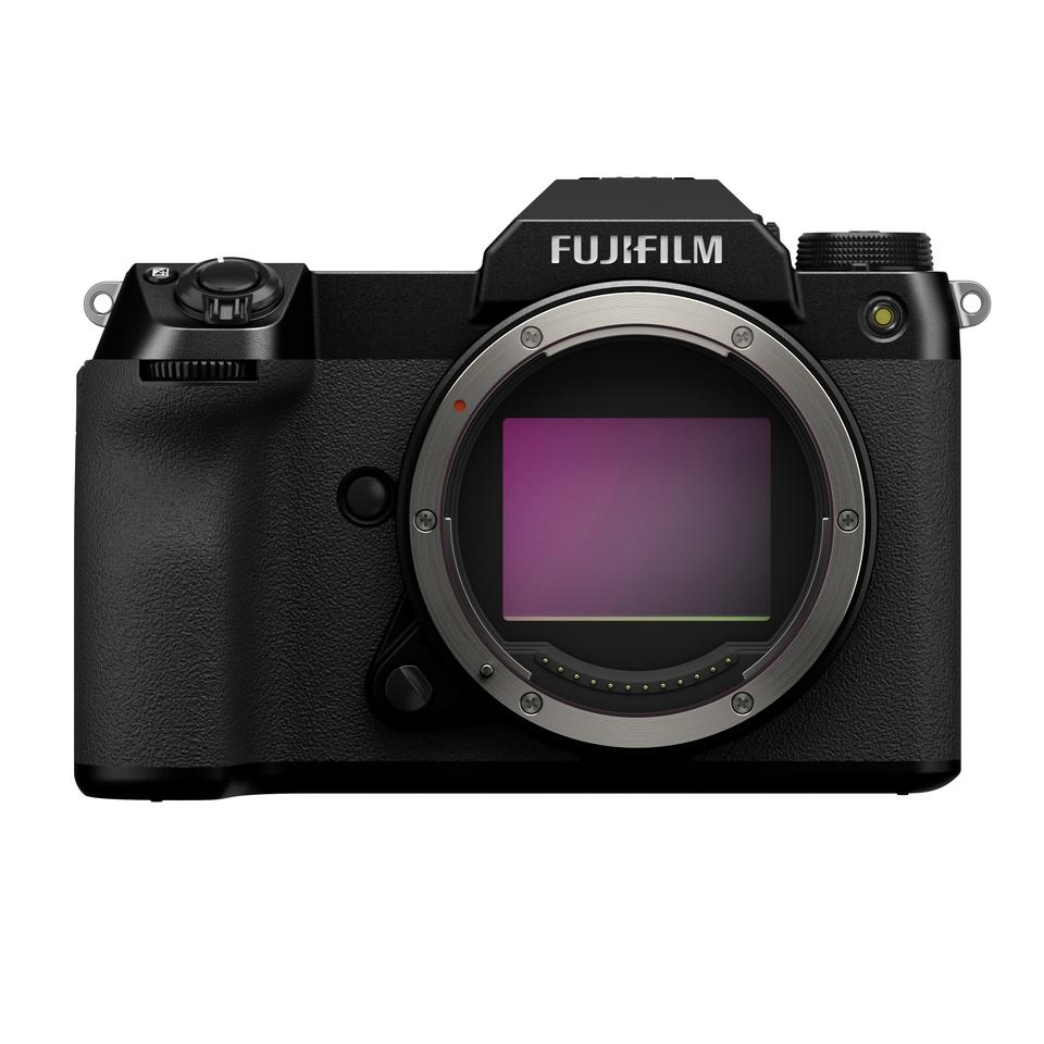 The GFX100S rocks the same 102-megapixel image sensor as the GFX100, but in a more compact body