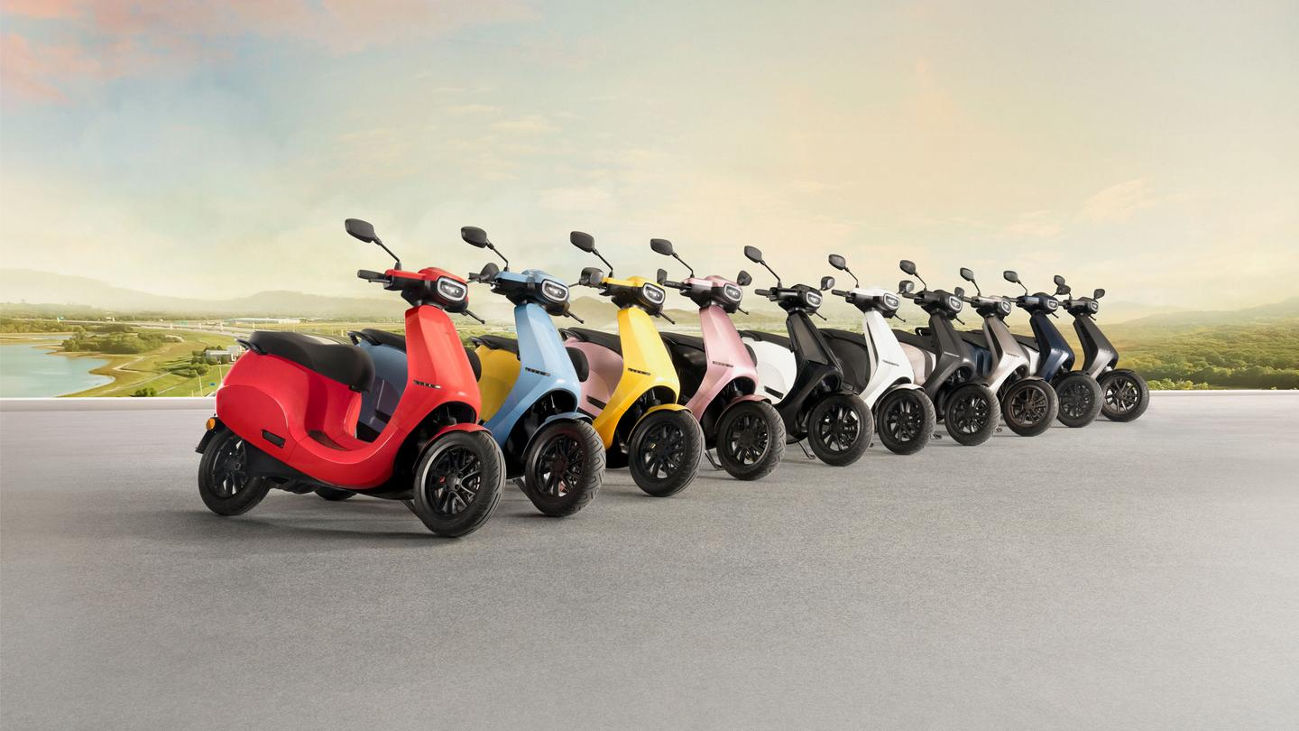 Could this audacious electric scooter be the Honda Cub of the 21st Century? Ola is betting big on the S1