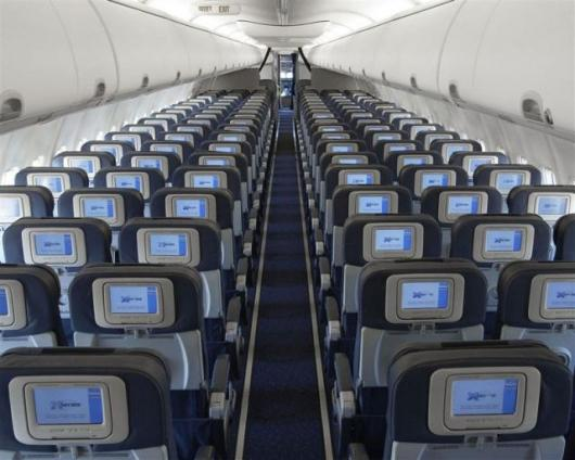 The new procedure could make aircraft boarding easier