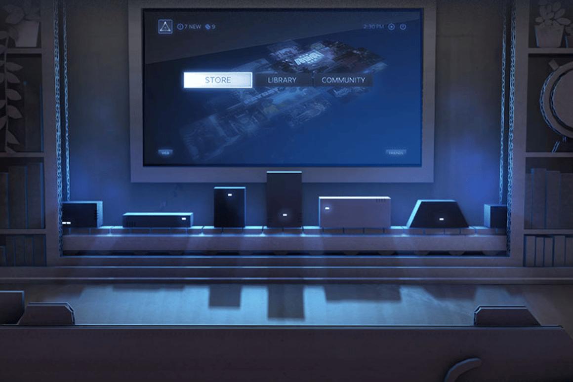 Valve has announced the specs of its prototype Steam Machine