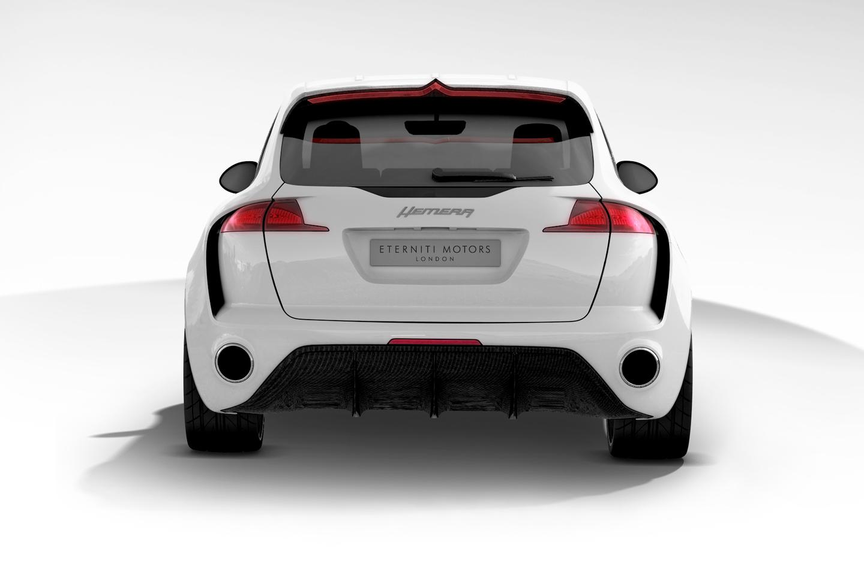 "Eterniti Hemera ""Super-SUV"" prototype"