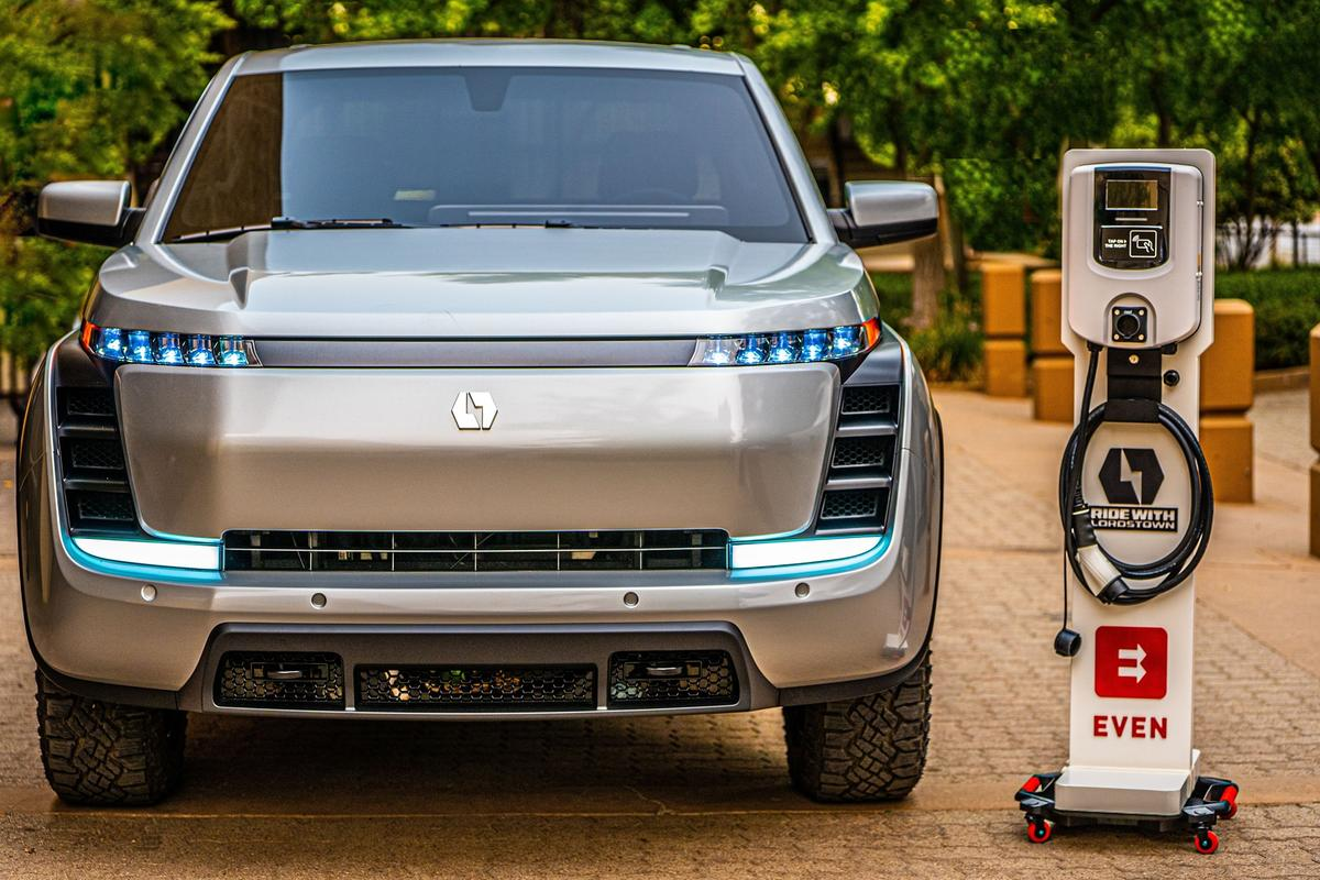 Lordstown is preparing the 250-mile (402-km) Endurance electric pickup truck for launch next year
