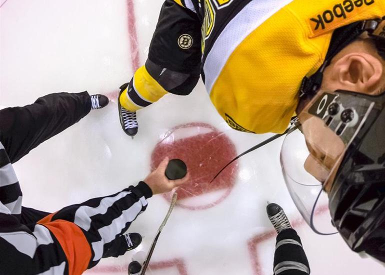 GoPro cameras are heading to the NHL this year