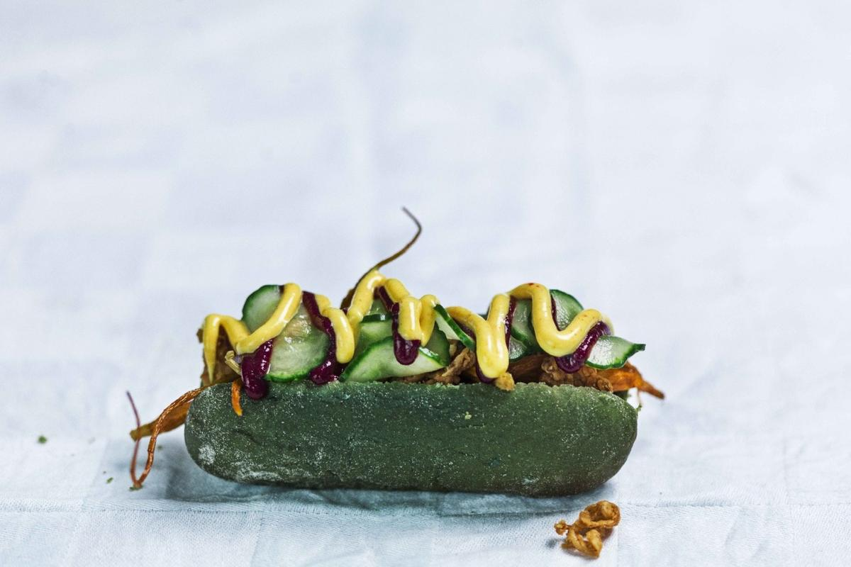 The Dogless Hotdog