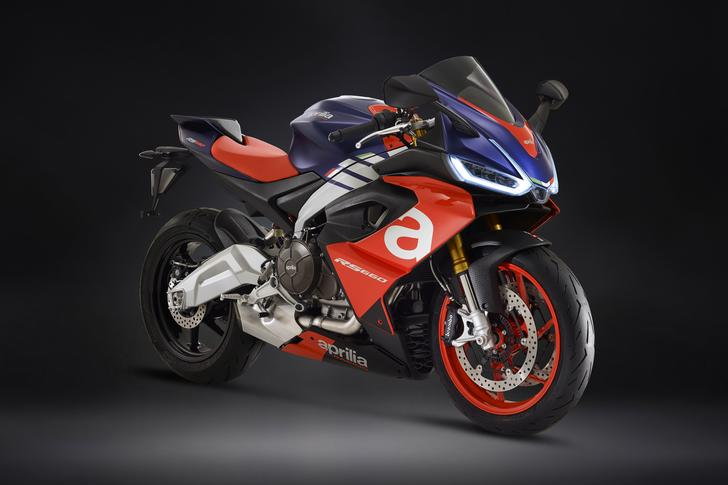 The Aprilia RS 660 production bike is here, and it's astonishingly close to the concept we saw last year