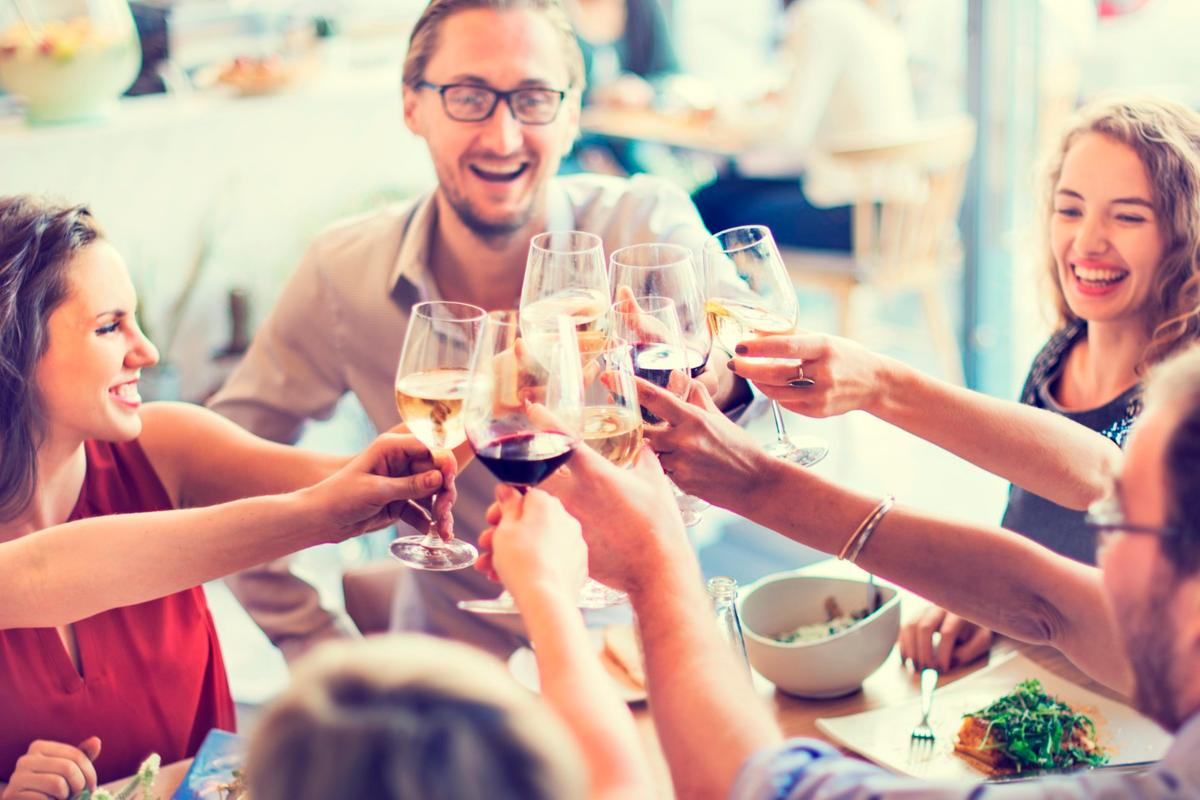 A new study provides more evidence why it's best to drink in moderation