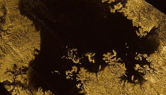 Scientists at Cornell University have determined that the chemical composition of Titan's atmosphere may allow life to evolve in a form that doesn't depend on water
