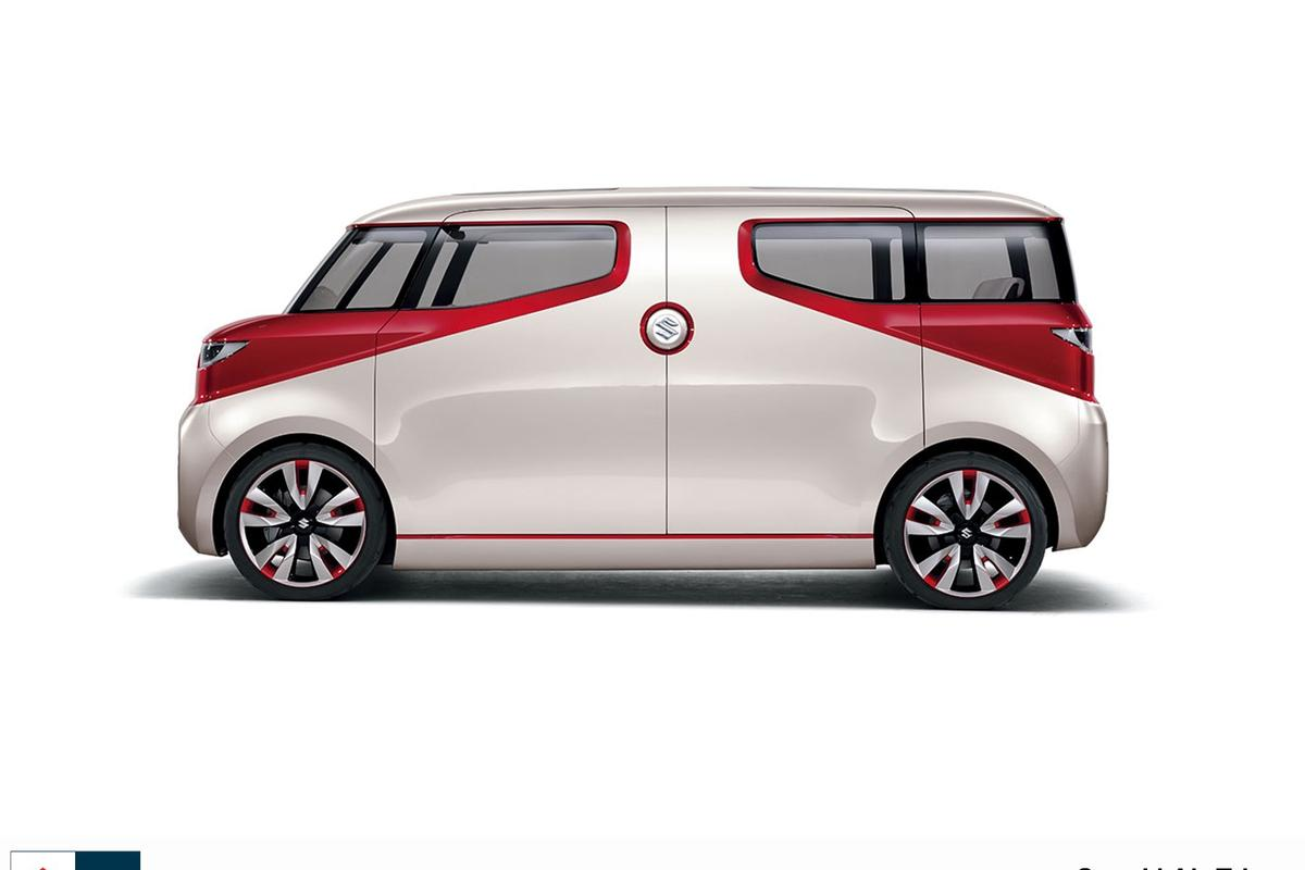 The all-new Air Triser concept bears a striking resemblance to the Volkswagen Bulli