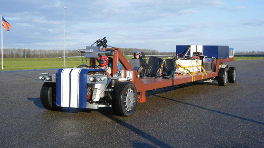 The Superbus test mule