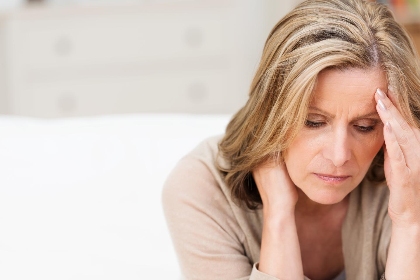 According to the CAMH study, long-term depression might be associated with brain inflammation