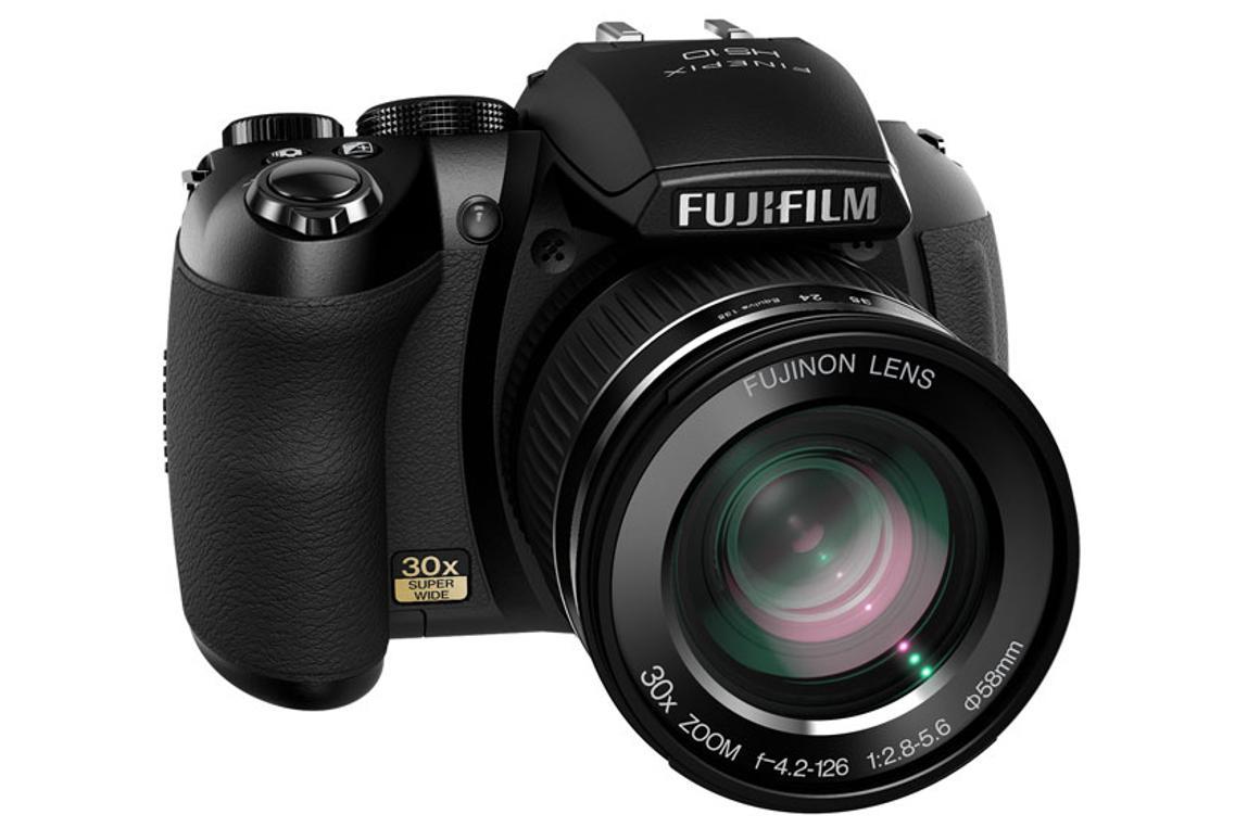 The Fujifilm FinePix XP10